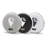 TrackR Pixel TP3PKBLWHSI 3 Pack Bluetooth Tracker Silver/Black/White
