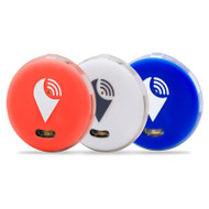 TrackR Pixel TP3PKRDWHBU 3 Pack Bluetooth Tracker Blue/Red/White