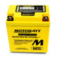Motobatt MB3U 12V 3.8Ah 50CCA AGM Motorcycle Battery With Quadflex Technology