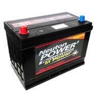 NEUTON POWER 55519 EUROPEAN VEHICLE BATTERY 12V 520CCA