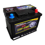 NEUTON POWER VRL260 START-STOP AGM VEHICLE BATTERY 12V 640CCA