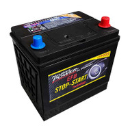 NEUTON POWER EFB55D23L START-STOP EFB VEHICLE BATTERY 12V 370CCA
