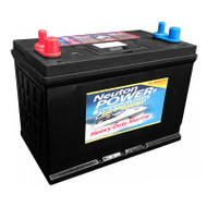 NEUTON POWER NPM24 HEAVY DUTY MARINE BATTERY 630CCA 65AH