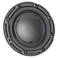 "Polk Audio DB1242SVC DB+ Series 12"" 1110W 4-Ohm Single Voice Coil Subwoofer with Marine Certification"