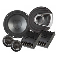 POLK MM6502 MM1 SERIES 6.5 INCH 2-WAY COMPONENT SPEAKER SYSTEM 375W IP65