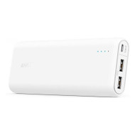 Anker A1252H21 PowerCore 15600mAh Powerbank for All Smartphones - White