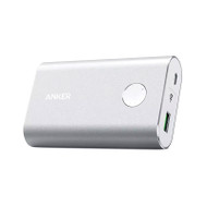 Anker A1311H41 PowerCore+ 10050mAh iPhone/Android/Tablet Powerbank - Silver