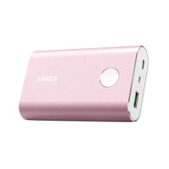 Anker A1311H51 PowerCore+ 10050mAh iPhone/Android/Tablet Powerbank - Pink