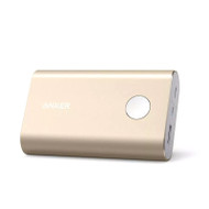 Anker A1311HB1 PowerCore+ 10050mAh iPhone/Android/Tablet Powerbank - Gold