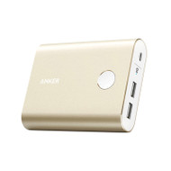 ANKER POWERCORE+ 13400mAh POWER BANK - (GOLD) (A1316HB1)