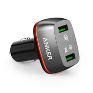 ANKER POWERDRIVE+ 2 CAR CHARGER (A2224H12)