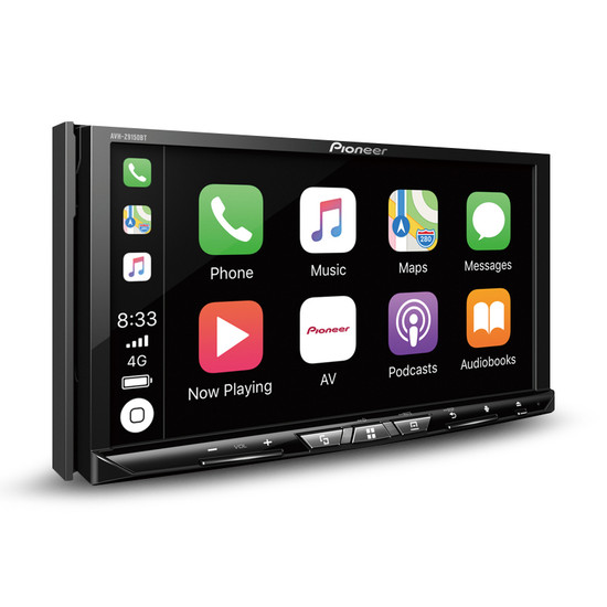 "Pioneer AVH-Z9150BT 7"" Touch-Screen Apple CarPlay™ Wireless and Android Auto with Built-in Wi-Fi and Dual Bluetooth"