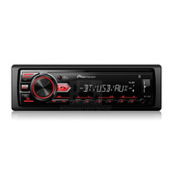 PIONEER MVH-295BT MULTIMEDIA TUNER WITH BLUETOOTH, USB & ANDROID SMARTPHONE SUPPORT