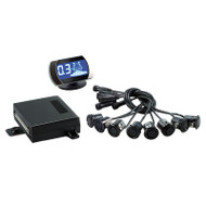 Parkmate PTS800V2 Front & Rear Parking Assist System with LCD Display
