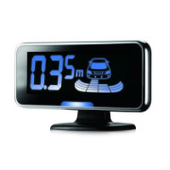 PARKMATE PTS410V4 REAR DIGITAL SENSOR PARKING ASSIST SYSTEM WITH LCD DISPLAY & AUDIBLE ALERTS