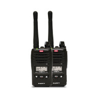 GME 2-WATT UHF CB HANDHELD RADIO TX677TP (TWIN PACK)