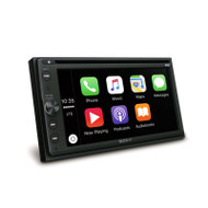 "Sony XAV-AX205DB 6.4"" Touch Screen Apple CarPlay/Android Auto DAB DVD Bluetooth/USB Receiver"