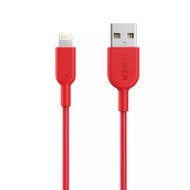 Anker A8432H91 PowerLine II 0.9m iPhone Lightning Cable - Red