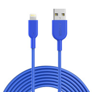 Anker PowerLine II Lightning Cable (3m) - Blue (A8434H31)