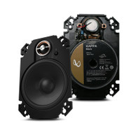 "KAPPA 64CFX 4"" x 6"" Two-Way Car Audio Plate Multi-Element"