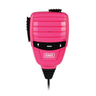 GME MC553MCG Pink Microphone, Suits TX3510S/ TX3520S/ TX4500S