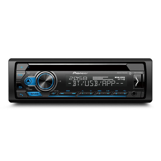 Pioneer DEH-S4150BT Car Stereo with Pioneer Smart Sync App Support, Dual Bluetooth, Spotify Connect, Siri Eyes Free & USB
