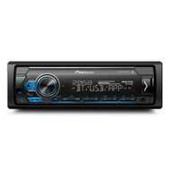 Pioneer MVH-S315BT CD Receiver with MIXTRAX, Bluetooth and Smartphones Control