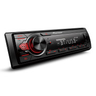 Pioneer MVH-S215BT CD Receiver w/ Bluetooth and MP3/WMA/WAV/FLAC* Playback
