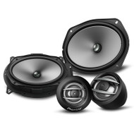 "Pioneer TS-A692C 450W 6×9"" 2-Way Component Speaker System"