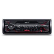 Sony DSX-A410BT Single-DIN Media Receiver with BLUETOOTH® Technology