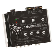 Soundstream INT-2BX Digital Equaliser with Sub Woofer Ouput