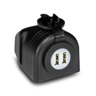 Aerpro APDCH6 Surface Mount Dual USB Socket