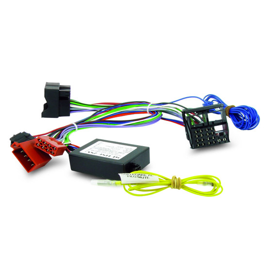 Aerpro CT10AU10 T-Harness to Suit Audi MMI Nav System, 10 Spk with DSP