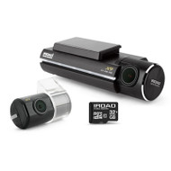 IROAD X9 32GB Full HD 1080P 2-Channel Dash Cam