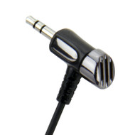 Scosche AUXMICR 3.5mm Handsfree Mic and Audio Cable for Mobile Devices