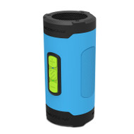 Scosche BTH2PTSBL BoomBOTTLE H2O+ Rugged Waterproof Wireless Speaker