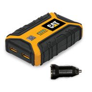 Caterpillar CUSB6AU 2-AMP Dual USB Charger Powerbank for Tablet/Phone