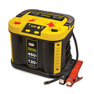 Stanley JS900CSAU 450AMP Battery Style Jump Starter with Compressor