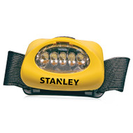 Stanley HL2PKSAU Twin Pack 5 LED Alkaline Headlamp