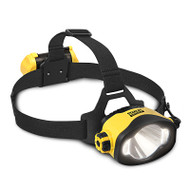 Stanley HLWAKSAU Waterproof LED Alkaline Headlamp