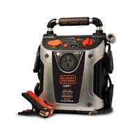 Black + Decker VG11AU Portable Power Station - 900 AMP Peak Jump Starter with Inflator & 200E Inverter