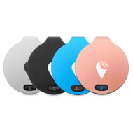 TrackR Bravo TB0014COLORS Bluetooth Tracker 4 Pack Black/Silver/Blue/Rose Gold