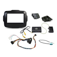 Aerpro FP8347K Install Kit to Suit Jeep Renegade 2015