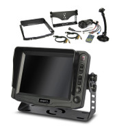 "Aerpro G500 5"" LCD Commercial Grade Monitor with 3 Camera Inputs"