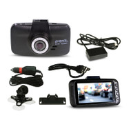 Gator GHDVR410 Super HD 1296 Dash Cam with 16gb Card