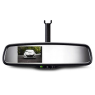 Gator GT43OEMK GT-Series OEM-Style Replacement Mirror Monitor and Twin-Camera Trailer Kit
