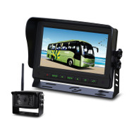 "Gator GT700W2 GT Series 2-Channel Wireless 7"" Monitor and Wireless Camera Kit"