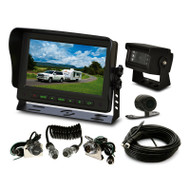 "Gator GT70SDTK 7"" Commercial Grade Dash Mount Display Dual Reverse Camera Trailer Kit"