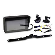 "Gator GX5HDKT High-Res 5"" Monitor with Stealth Mount Reversing Camera"
