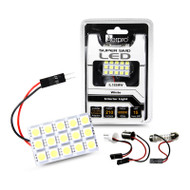 Aerpro IL15SMW 15X Super SMD Multifit Interior Light - White
